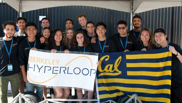 Berkeley Hyperloop to SpaceX Pod Competition Image