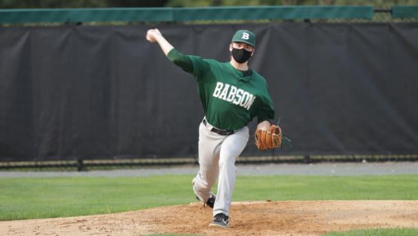 Babson Baseball Image