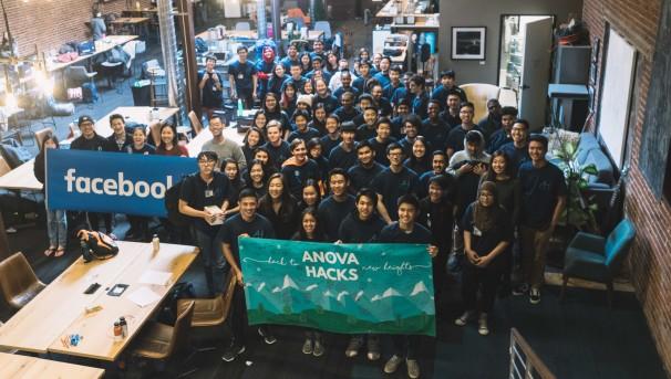 ANova Hacks 2019 Image