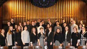 Chamber Singers Nantucket Residency