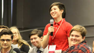 Support Students @ the Big 12 LGBTQIA & Allies Summit