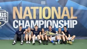Pitt Club Tennis Goes to Nationals!