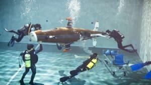 UW Human Powered Submarine