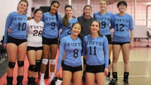 Women's Club Volleyball Trip to Nationals