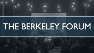 The Berkeley Forum: Dollars for Discourse