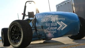 Olin Electric Motorsports Team 2019
