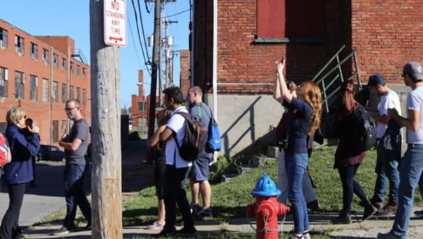 Master of Urban Planning Detroit Trip Image