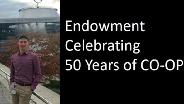 Endowment Celebrating 50 Years of CO-OP Image