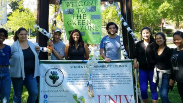 Support the UNLV Student Sustainability Council Image