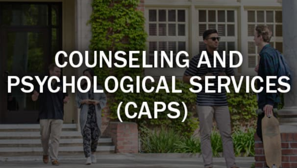 Counseling and Psychological Services Image