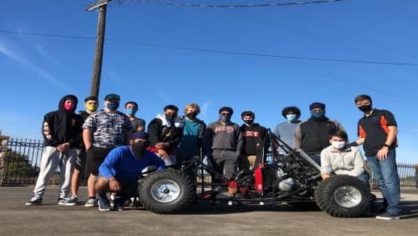 Formula SAE Team Image