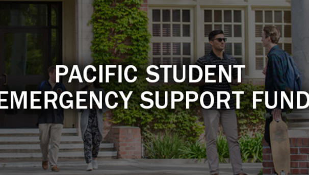 Pacific Student Emergency Fund Image