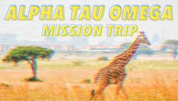 Support Alpha Tau Omega's Mission Trip Image