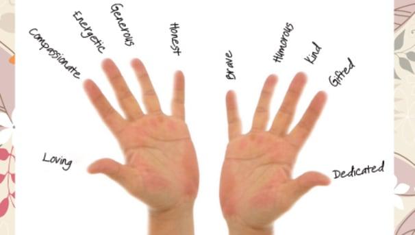 Dr. Marlene A. Wager 10-Fingered OP&P Scholarship Image
