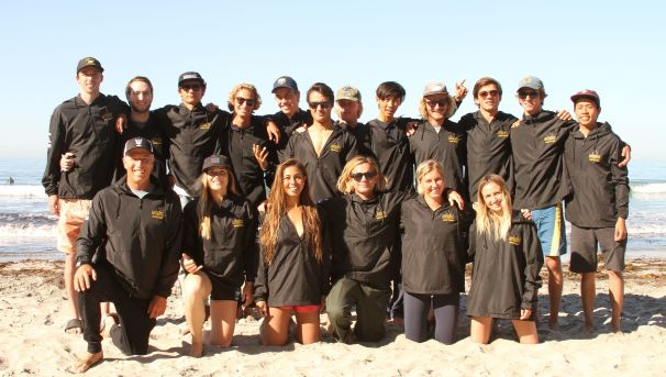Surf Team 50th Anniversary | Scholarships: Pathway to National Level Success