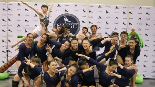 UCLA Club Gymnastics: Rhode to Nationals Image