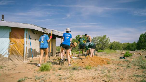 Navajo Water Project Image