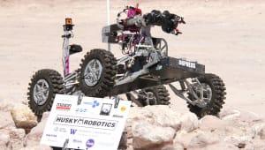 UW Husky Robotics