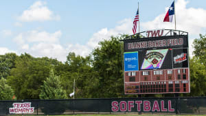 2020 TWU Softball - Continuing the Legacy