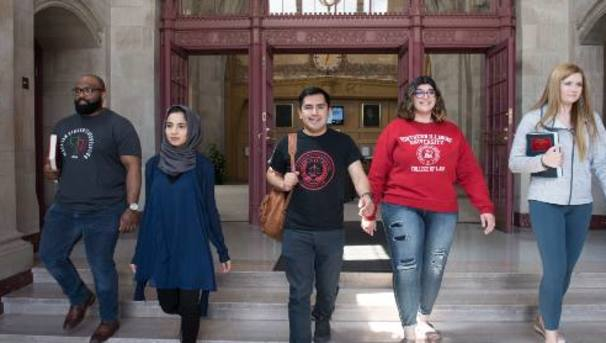 NIU College of Law Bar Prep Scholarships Image