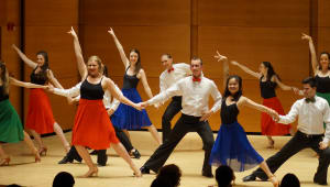 Tufts Ballroom Dance