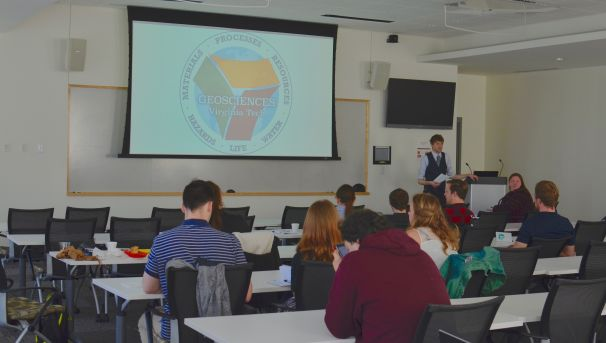 Geosciences Student Research Symposium 2018 Image