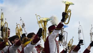 Minuteman Marching Band Uniform Fundraiser