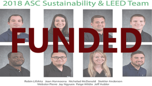 2018 ASC Sustainability & LEED