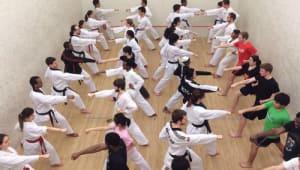 MIT Sport Taekwondo Kickathon 2017