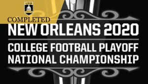 Sport Management College Football Playoff Experience