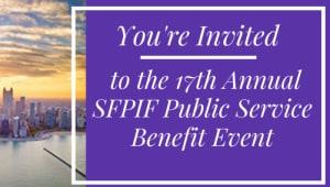 SFPIF Alumni Benefit Event