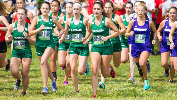 Babson Cross Country and Track & Field Image