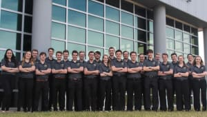 LETU STING Precision Flight Team