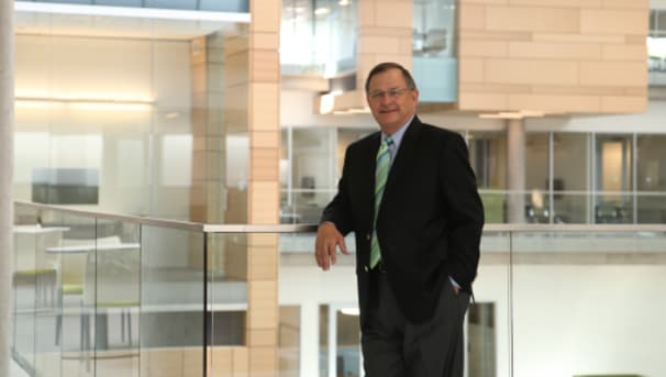 Dean Terry S. Maness Endowed Scholarship Fund in Business Image