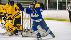 UCLA Ice Hockey: Get Us to Our Games!