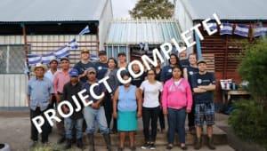 Engineers Without Borders: Panama and Nicaragua