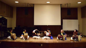 EGO, Cal's Traditional Korean Percussion Group