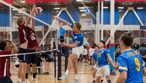 Men's Club Volleyball Goes to Nationals 2019