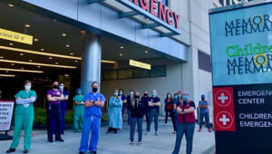 Help UTHealth Emergency Medicine Fight COVID-19