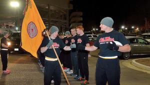 Army ROTC 4th Annual Egg Bowl Run