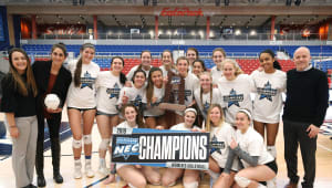 SHU Women's Volleyball is Headed to the NCAA Tournament!