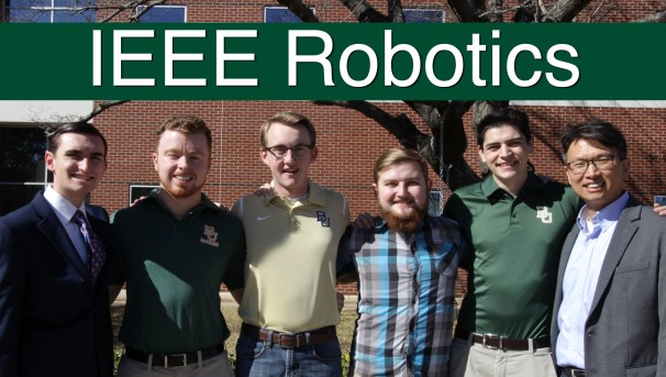 IEEE Robotics Project 2020 Image