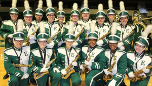 EMU Marching Band March-a-thon - 100th Homecoming Edition