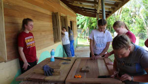Alternative Service Learning Spring Break: Belize