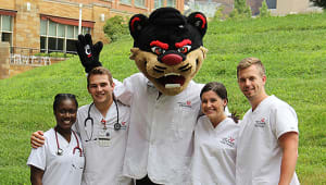 College of Nursing: Sponsor a White Coat 2020