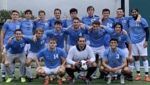 Men's Club Soccer B Team Trip to Nationals
