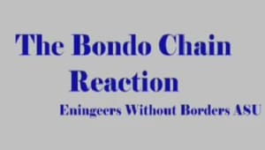 The Bondo Chain Reaction
