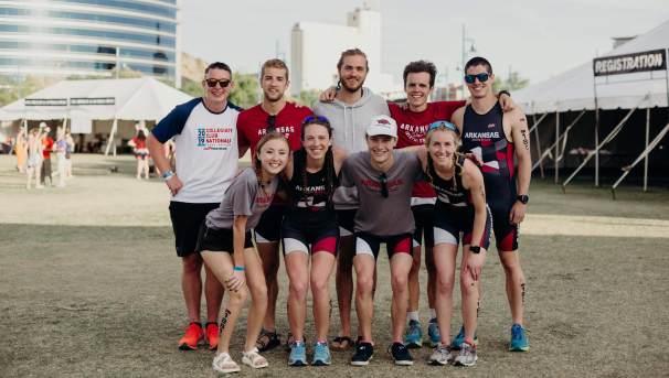 U of A Triathlon Club Nationals Fundraiser Image