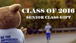 Class of 2016 Senior Gift