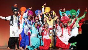Golden Bear Competitive Bhangra Uniform Upgrades